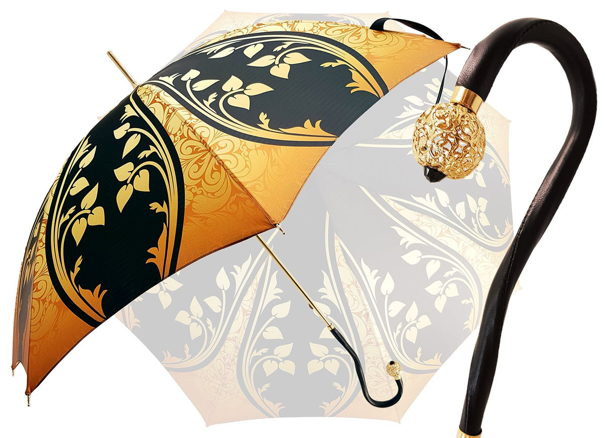 Wonderful Handmade Women's Umbrella - Exclusive Abstract Design - il-marchesato