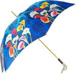 Load image into Gallery viewer, Lovely Flowered Women's Umbrella Exclusive Design - il-marchesato