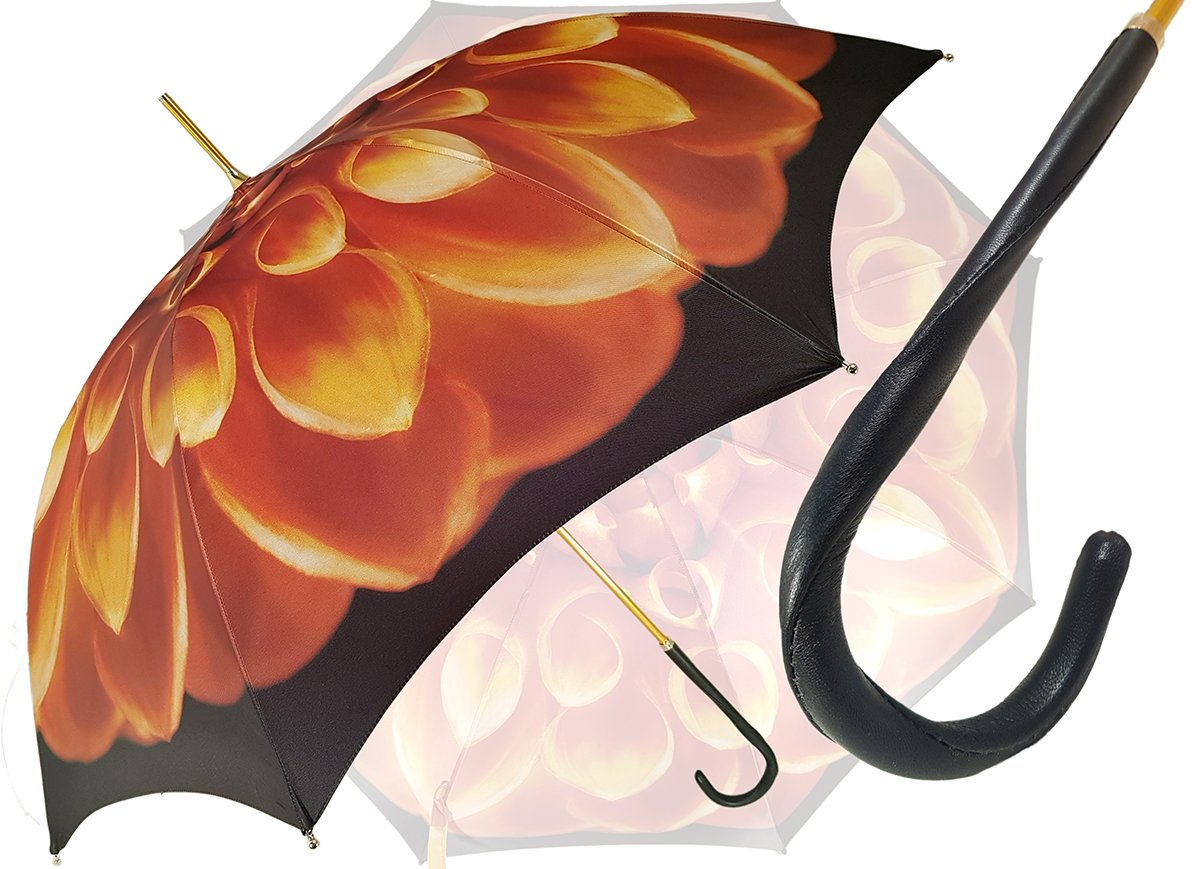 Beautiful Umbrella Features a Fantastic Flower - il-marchesato