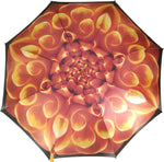 Load image into Gallery viewer, Beautiful Umbrella Features a Fantastic Flower - il-marchesato
