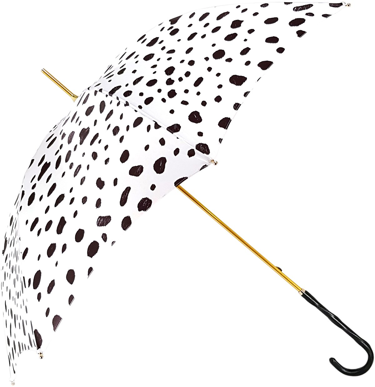Umbrella Features Dalmatian Patterned - il-marchesato