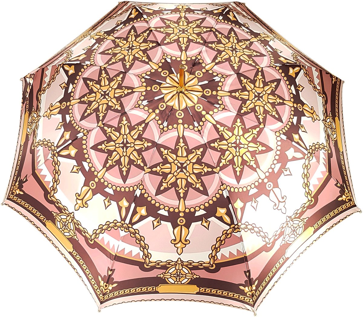 Charming Woman's Umbrella Exclusive Design by il Marchesato