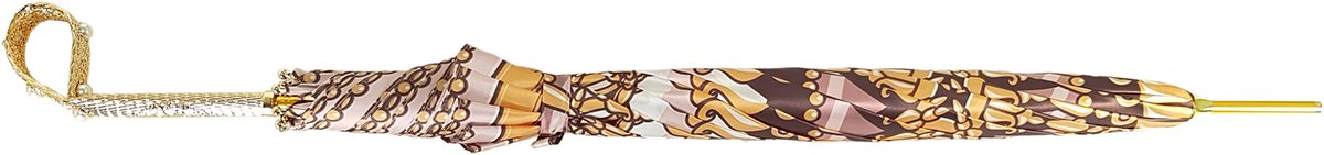 Charming Woman's Umbrella Exclusive Design by il Marchesato - il-marchesato