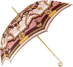 Load image into Gallery viewer, Charming Woman's Umbrella Exclusive Design by il Marchesato - il-marchesato