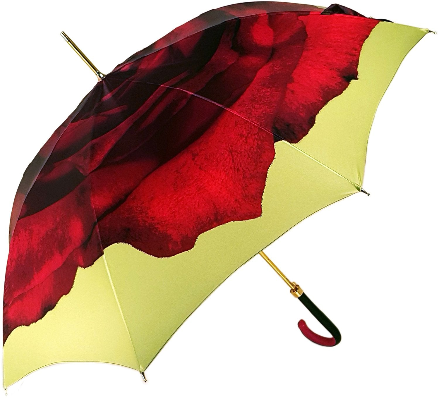 Fantastic Red Rose Umbrella - il-marchesato