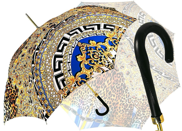 LUXURY AWESOME SINGLE CANOPY GEOMETRIC UMBRELLA MARCHESATO