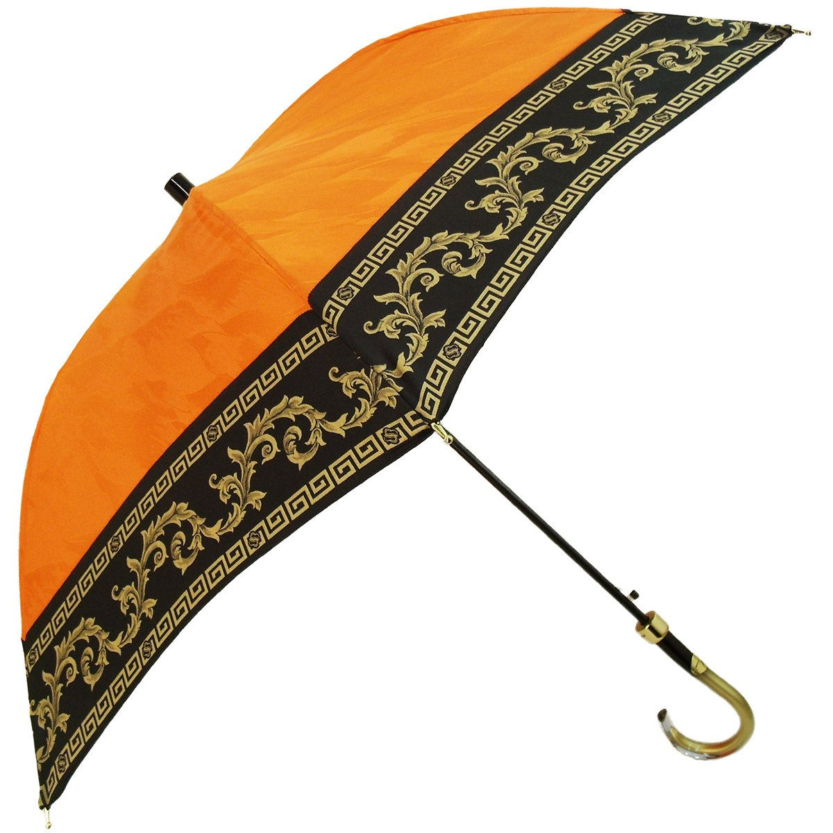 WOMEN'S ORANGE UMBRELLAS