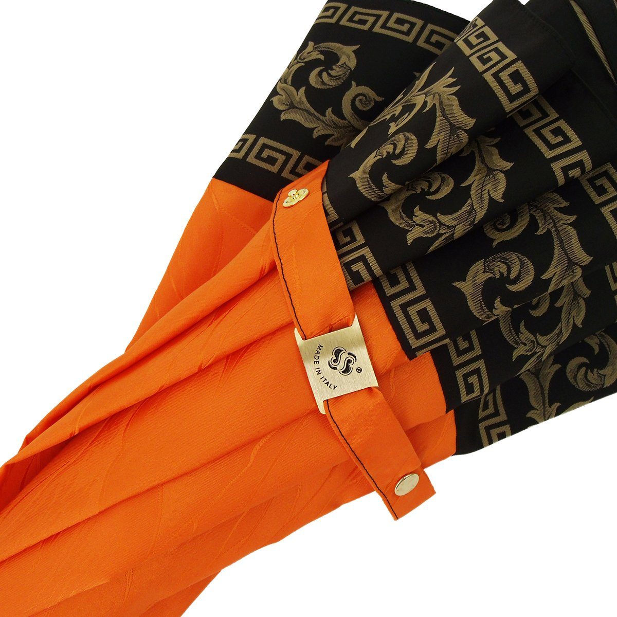 New il Marchesato Orange Umbrella