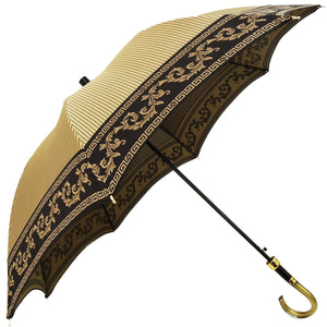 Elegant Women's  Stripe Design Umbrella - il-marchesato