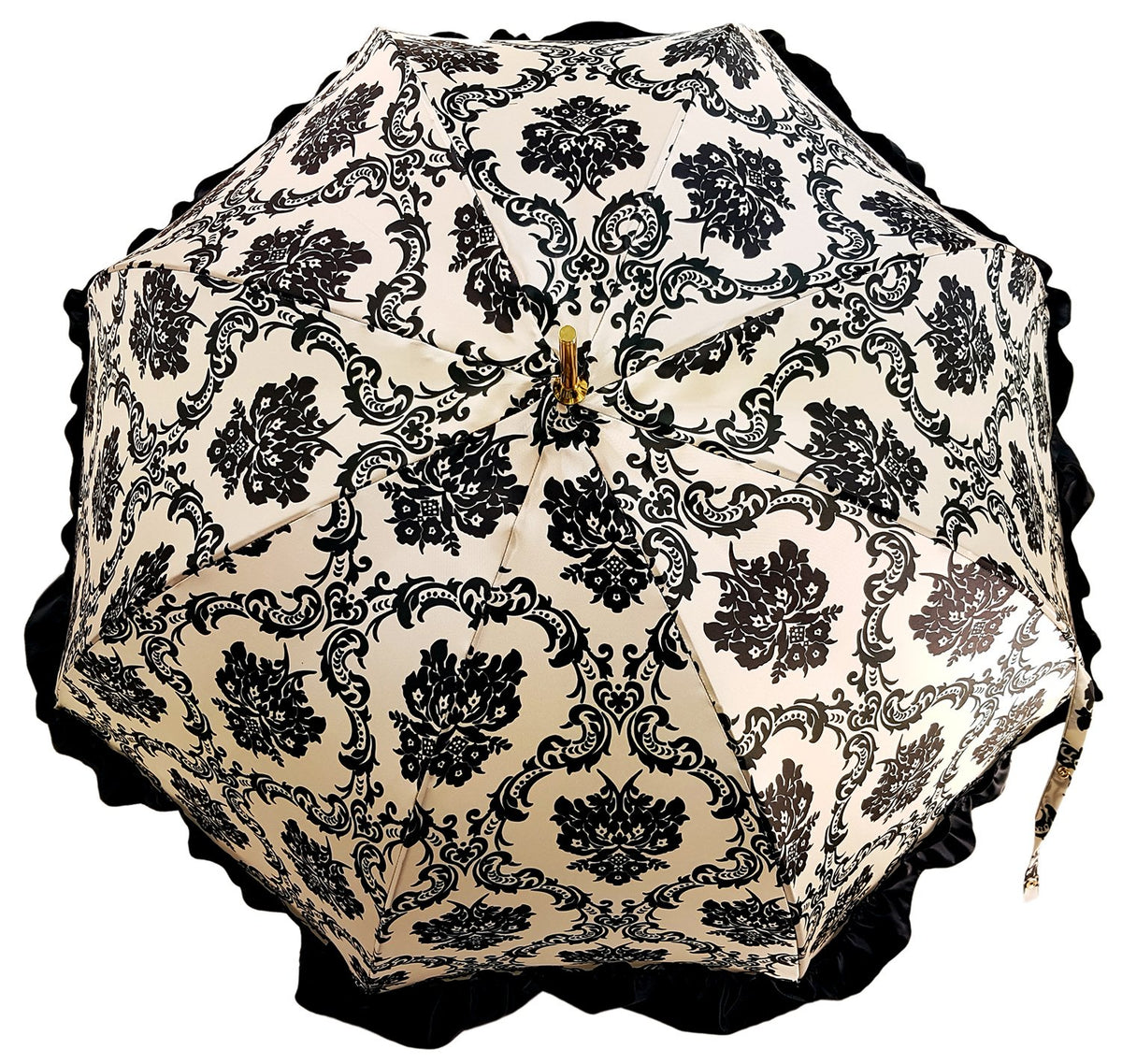 IL MARCHESATO BLACK AND WHITE UMBRELLA