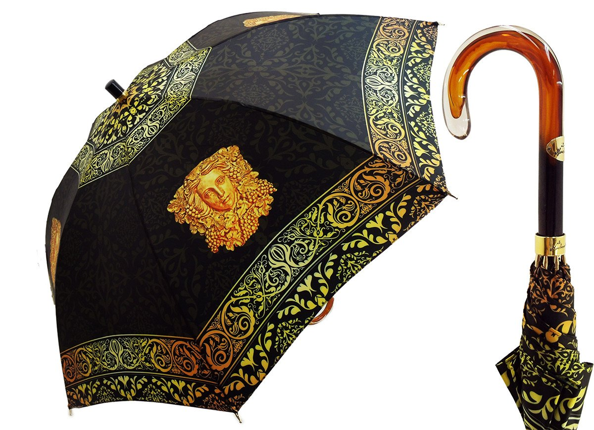 Italian Handcrafted Umbrella new Exclusive Design - il-marchesato