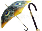 Load image into Gallery viewer, Women's Luxury Peacock Umbrella - il-marchesato