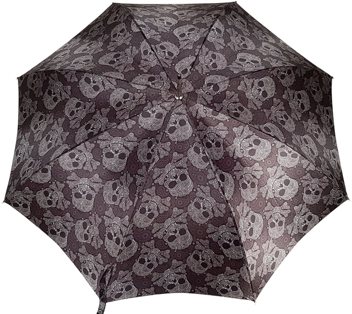 il Marchesato Skull Umbrella