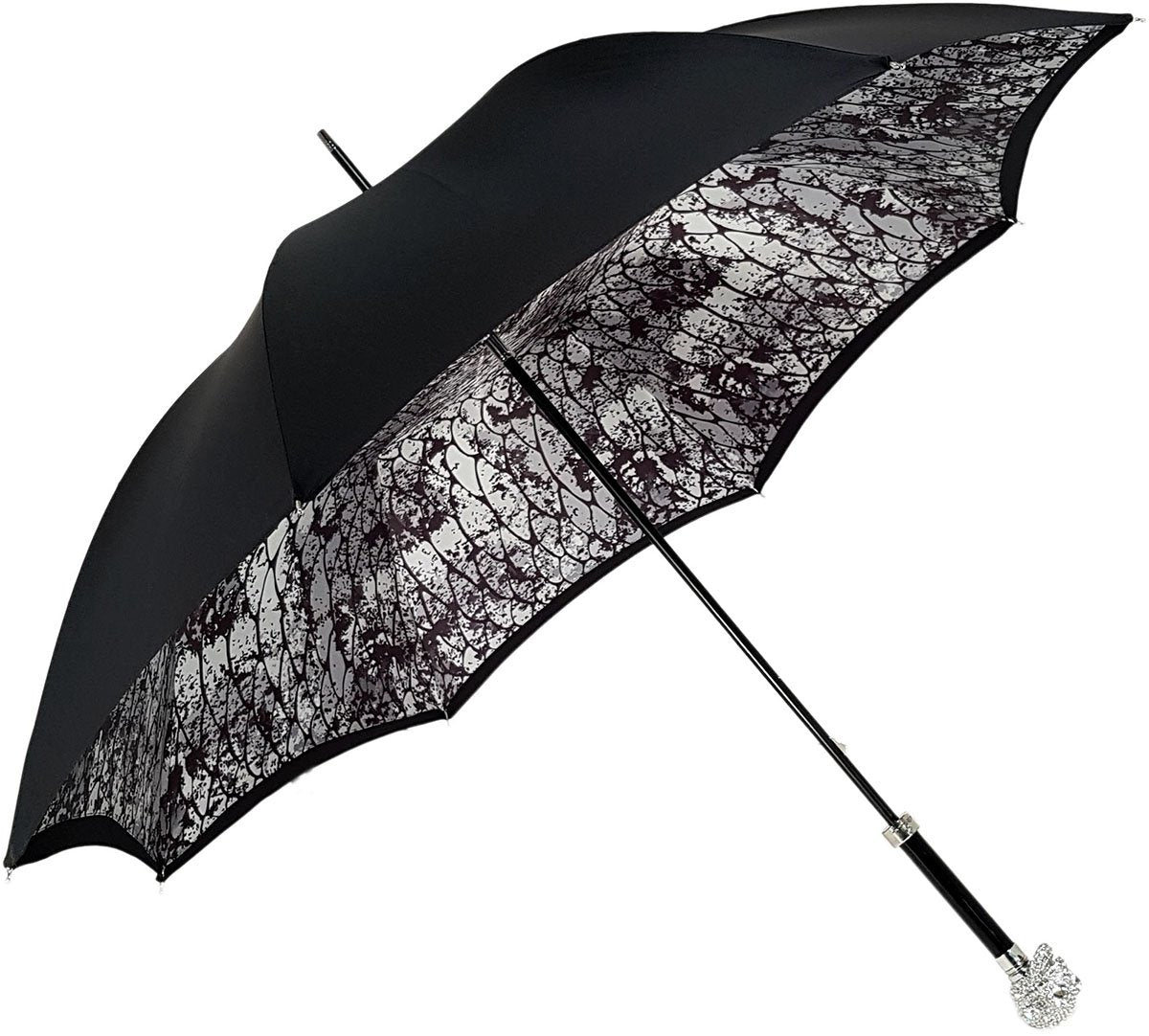luxury double cloth gents umbrellas