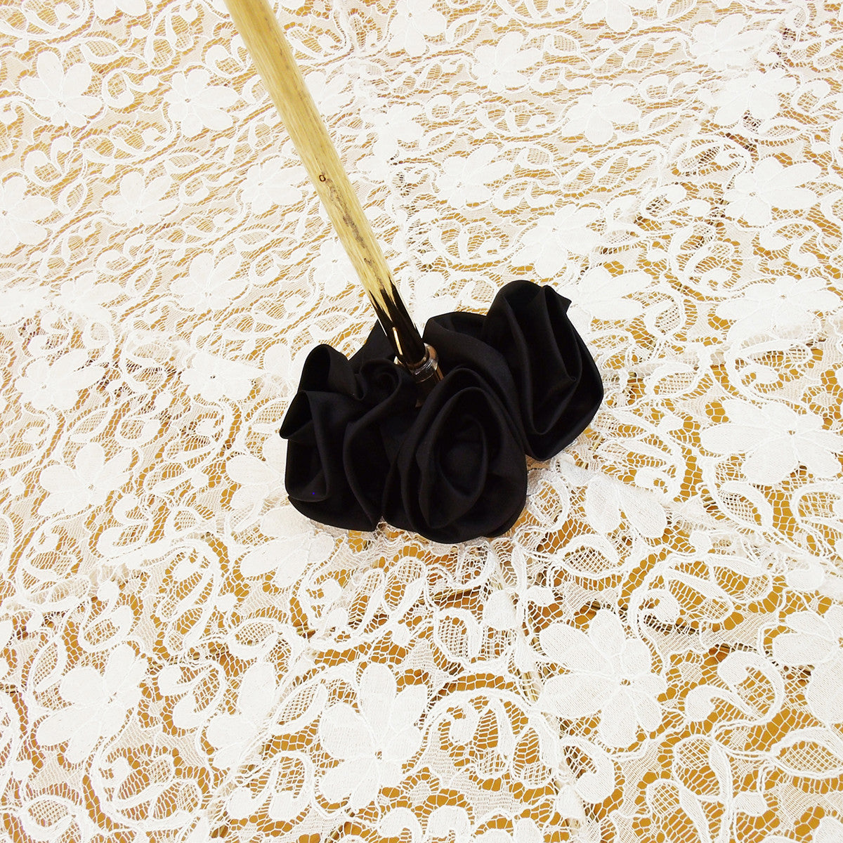 awesome gold umbrella lace great gift idea