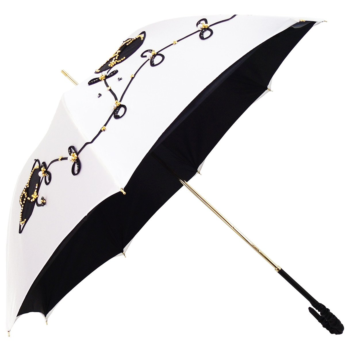 Elegant Women Embroidery Umbrella - il-marchesato