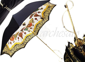 Double Cloth Ladies Umbrella - Exclusive Balloon - il-marchesato