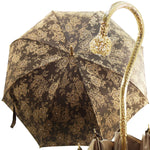 Load image into Gallery viewer, Very Beautiful Handmade Luxury Women's Umbrella - Crystals Umbrella - il-marchesato