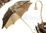 Carica l'immagine nel visualizzatore di Gallery, Very Beautiful Handmade Luxury Women's Umbrella - Crystals Umbrella - il-marchesato