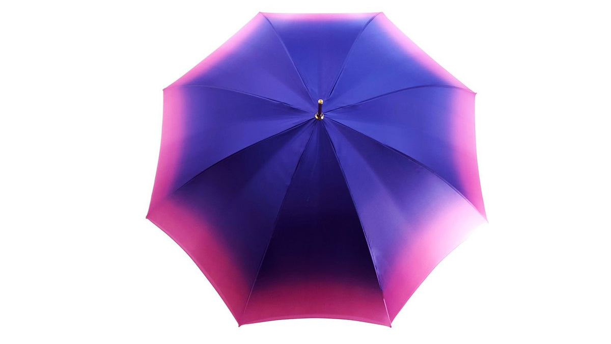 fantastic double cloth luxury umbrella