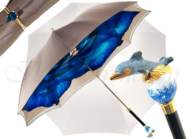 DOLPHIN UMBRELLA