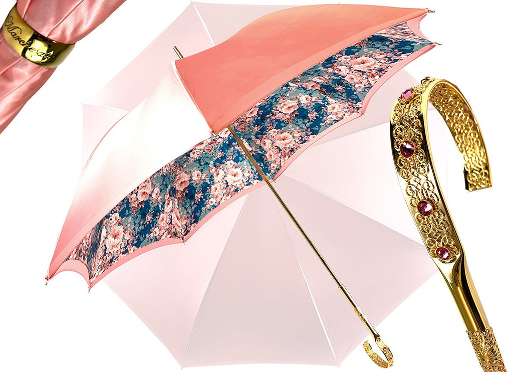 PINK UMBRELLA BY MARCHESATO ITALY