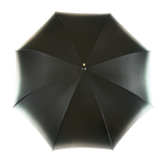 Load image into Gallery viewer, Silvered Umbrella with Anemones and Fuchsia Crystals