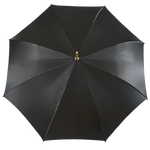 Load image into Gallery viewer, Simple and Elegant Black Umbrella with Animalier design
