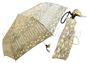 Amazing Baroque Design - Women's Folding Umbrella - il-marchesato
