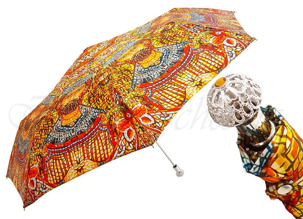 POCKET UMBRELLA - MANUAL opening - Byzantine Design