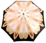 Load image into Gallery viewer, Lotus Women's Folding Umbrella with Black Duck Handle - il-marchesato