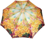 Load image into Gallery viewer, Folding Umbrella For Women With Bright Flowers - il-marchesato