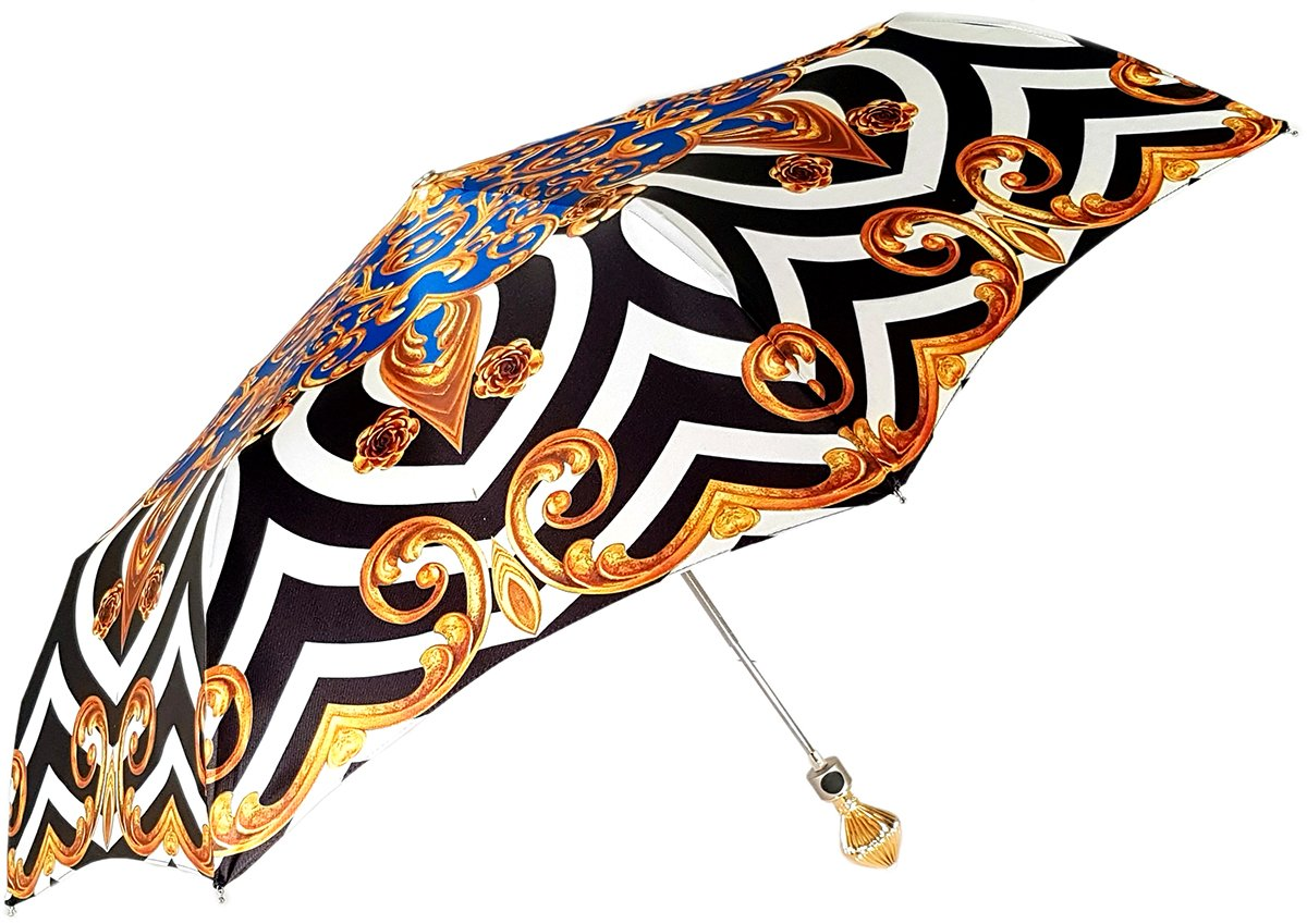 Luxurious Woman's Folding Umbrella
