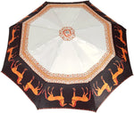 Load image into Gallery viewer, Lovely Woman's Folding Umbrella With New Horses Design - il-marchesato