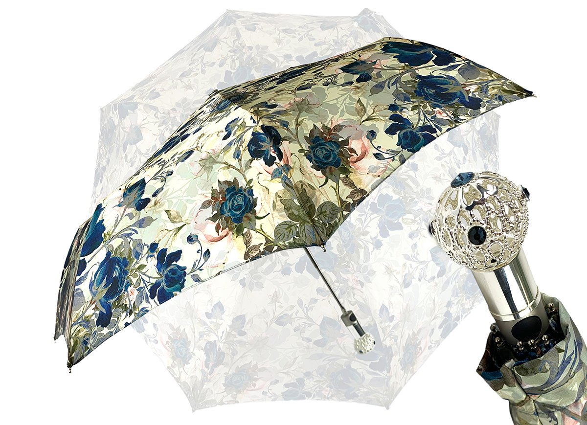 AWESOME LUXURY TULIP FLOWER FOLDING UMBRELLA