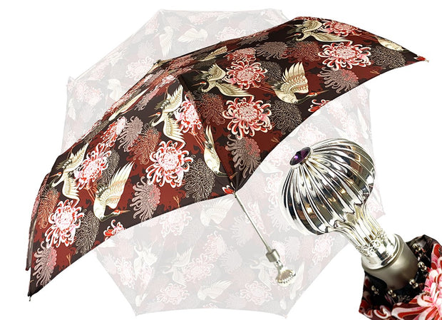 BEAUTIFUL HERON PRINT UMBRELLA