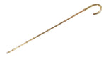 "Load image into Gallery viewer, Exclusive ""ilMarchesato"" Walking stick - Goldplated 24K"