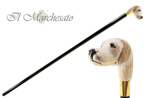 Enameled Hunting Dog - il-marchesato