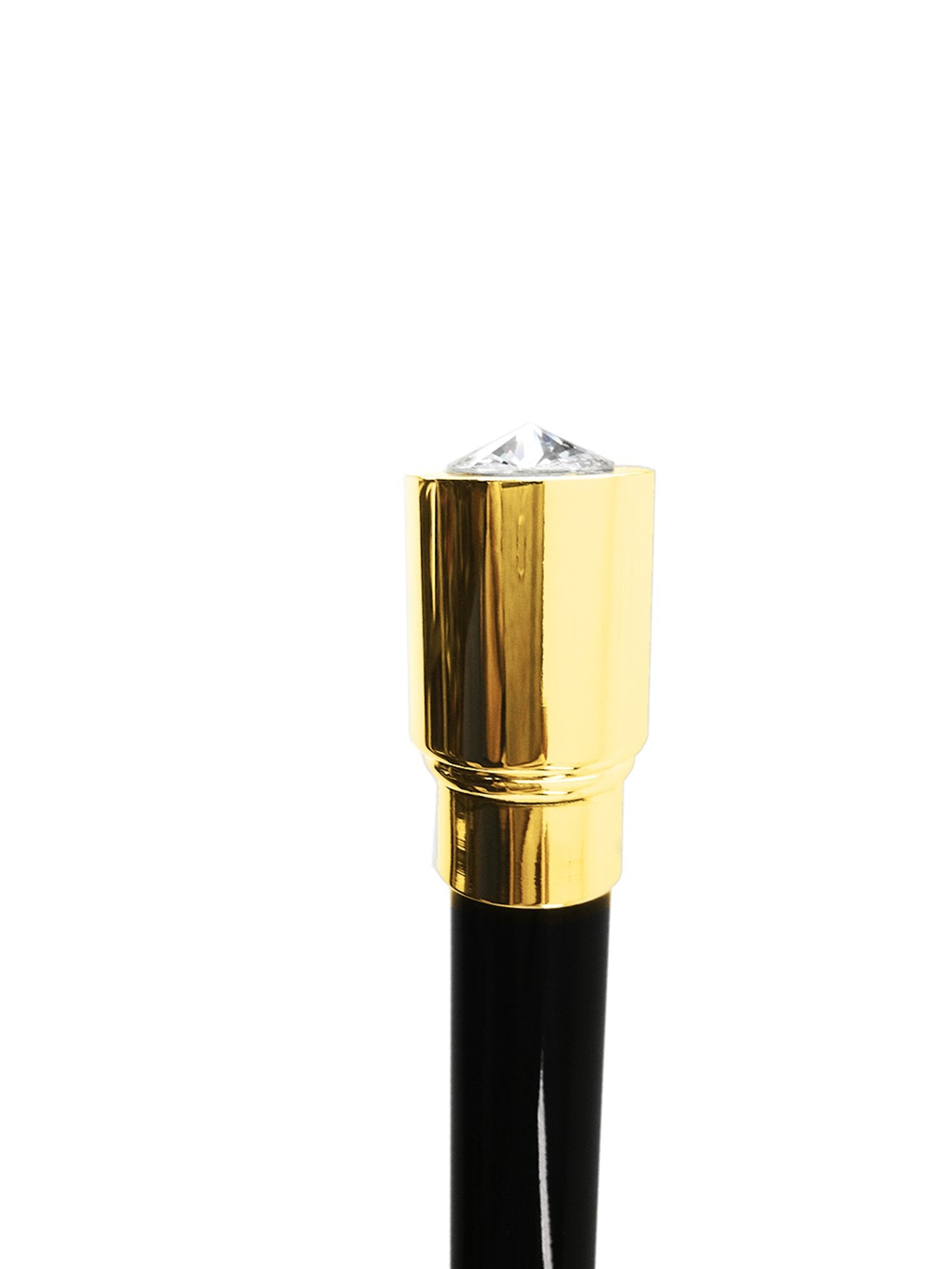 Luxurious 24K goldplated Walking Stick for Ceremonies