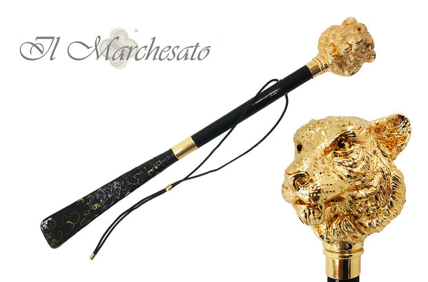 Luxury Tiger Shoehorn By il Marchesato - il-marchesato