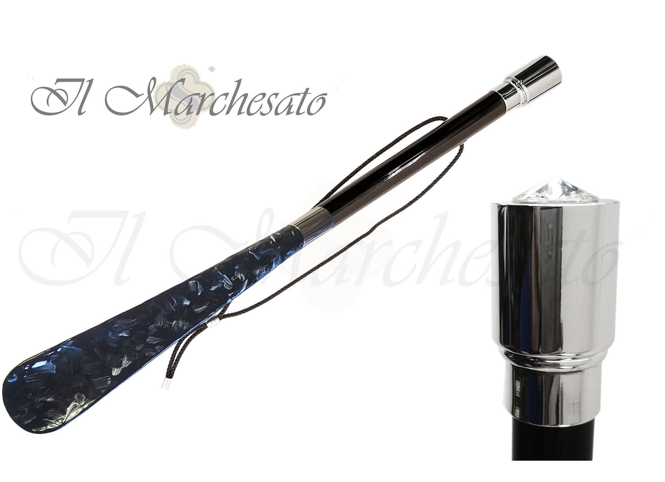 Jewel Shoehorn By il Marchesato - il-marchesato