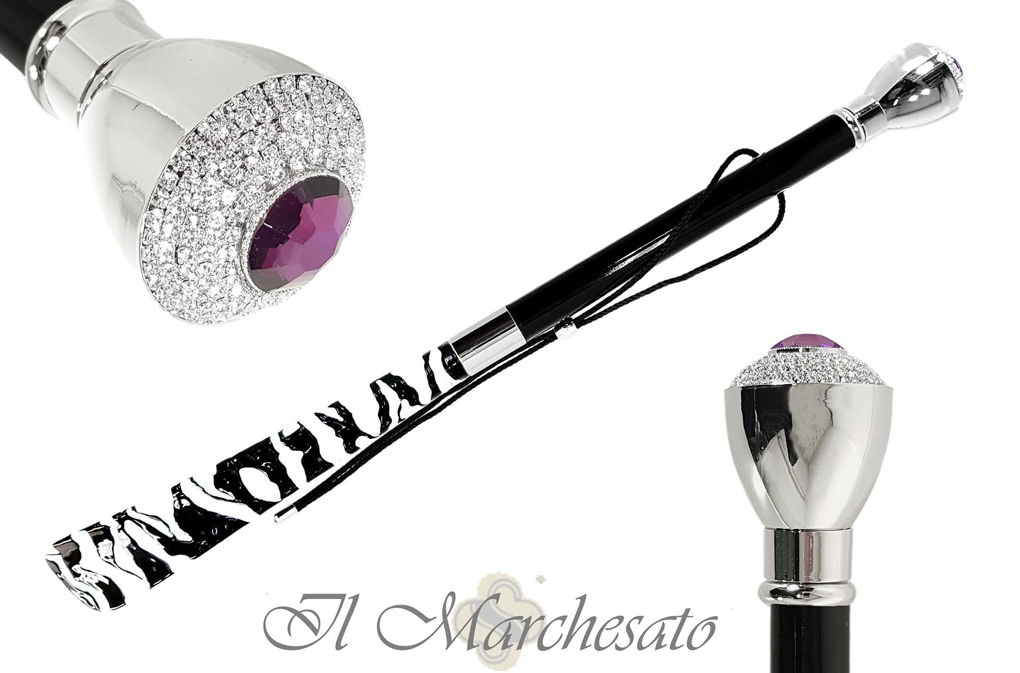 Luxury Silver-Plated Shoehorn - il-marchesato