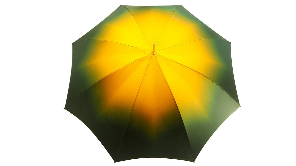 il Marchesato Luxury Parrot Umbrella, Double Cloth