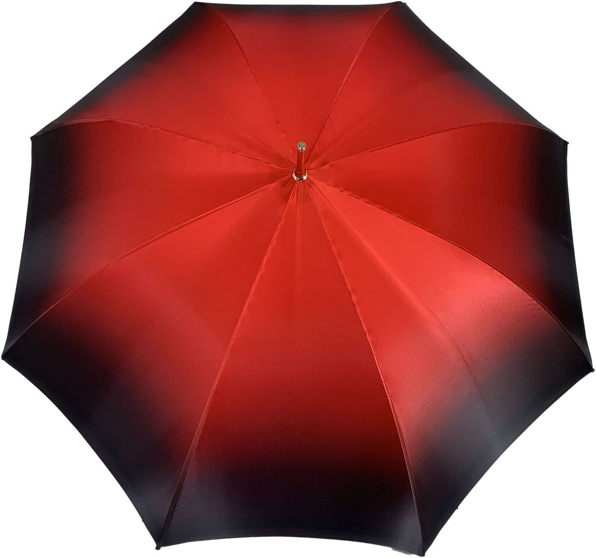 Wonderfull red Umbrella With Rose Design