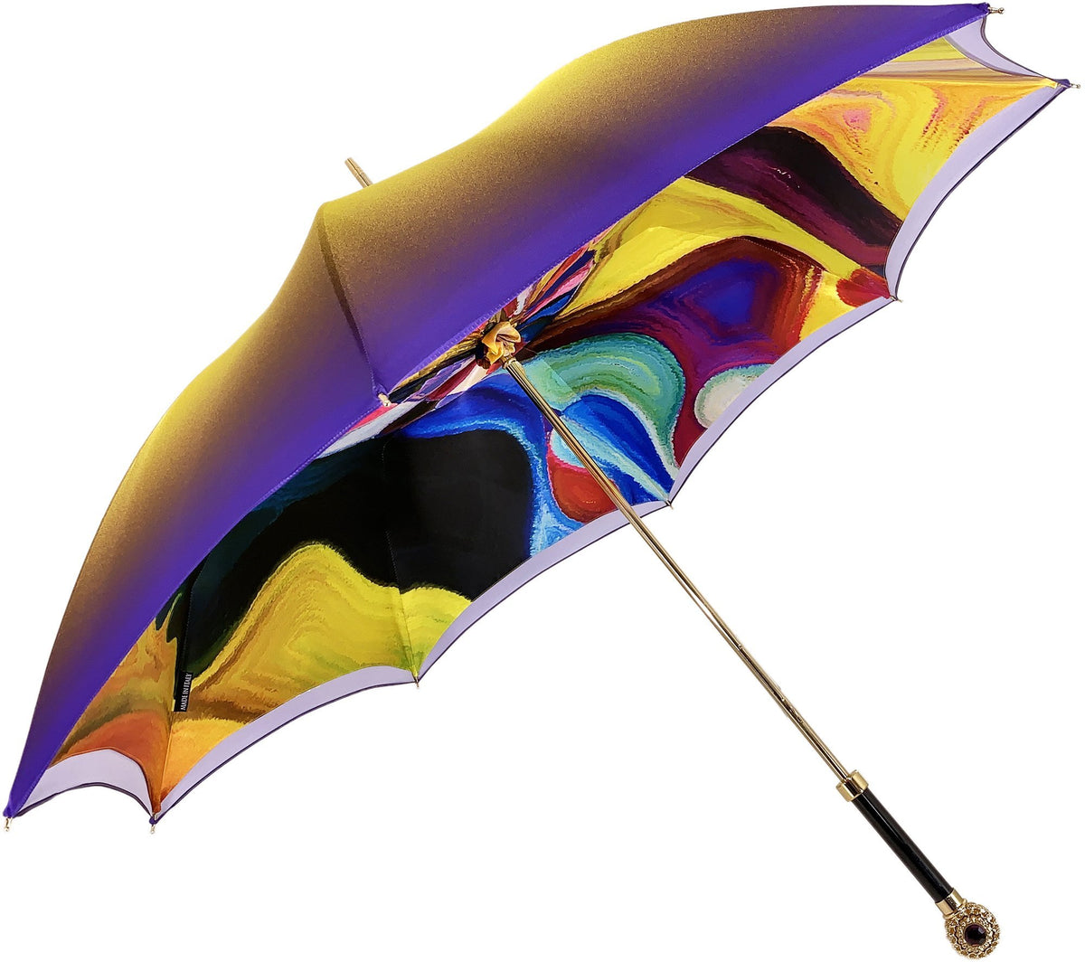 il Marchesato Double Cloth Umbrella New Exclusive Design - il-marchesato