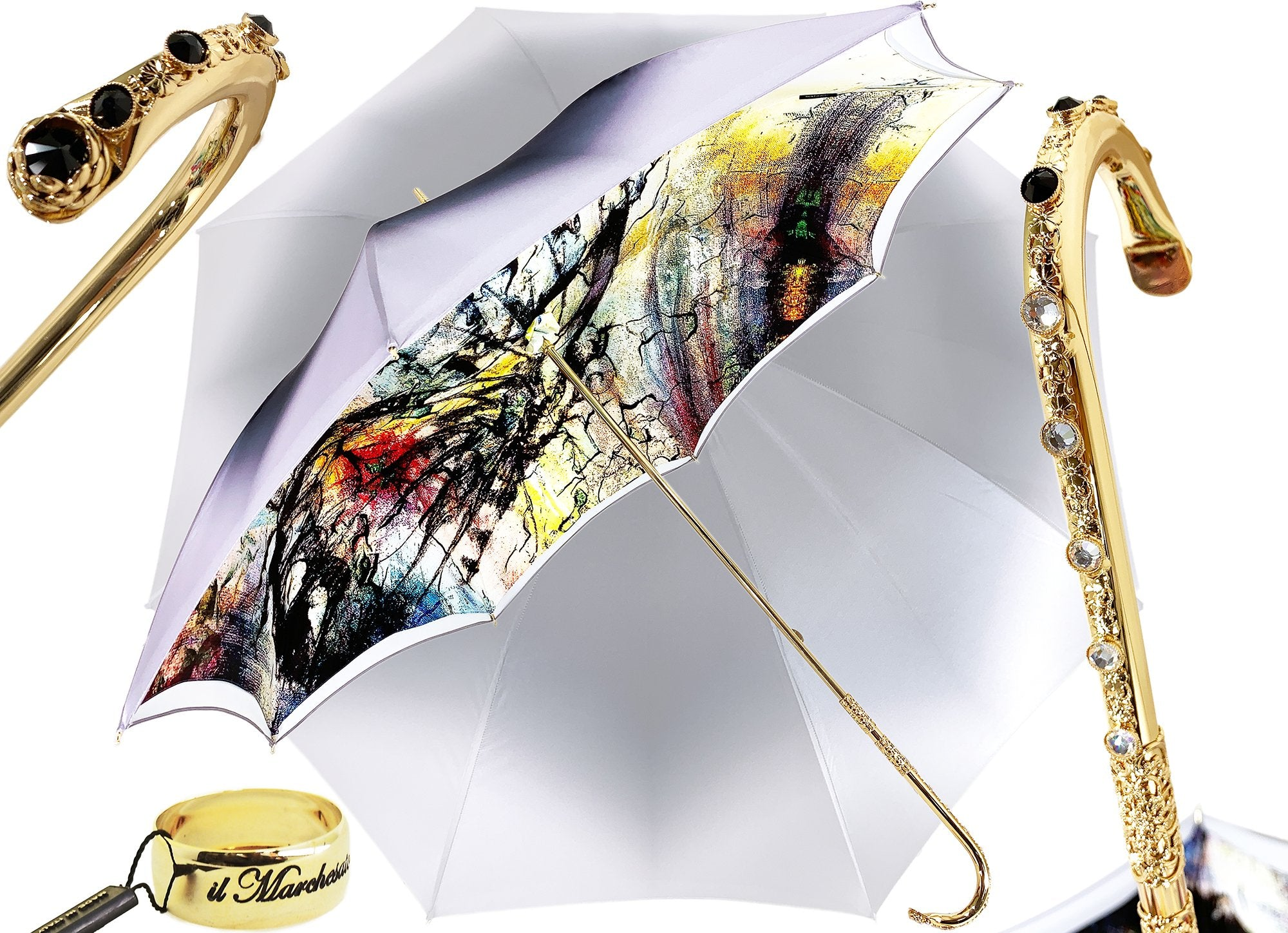 il Marchesato Butterfly Umbrella - il-marchesato