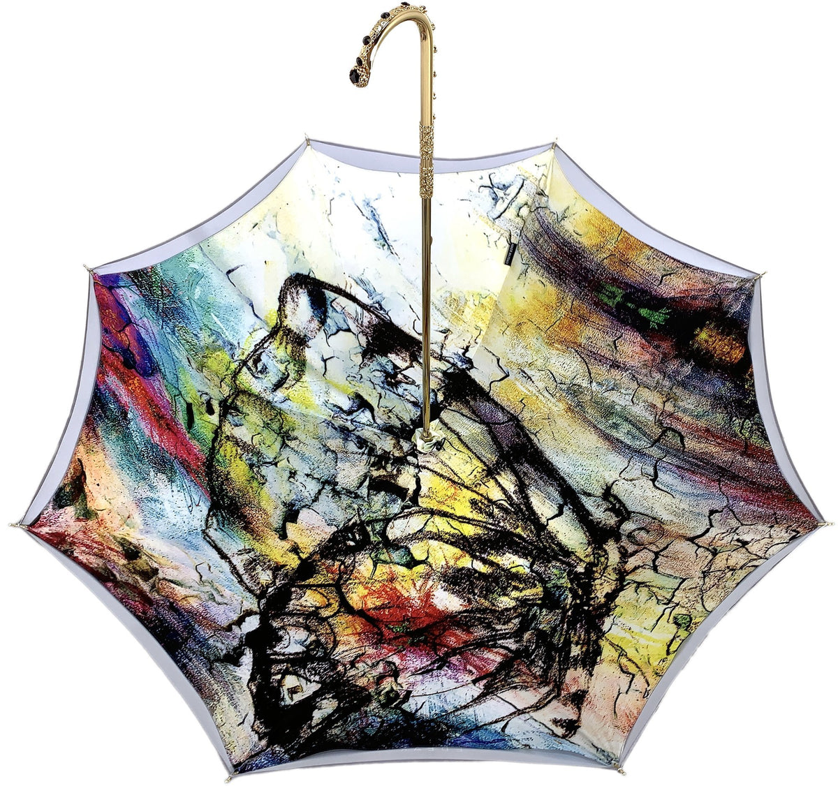 il Marchesato Butterfly Umbrella