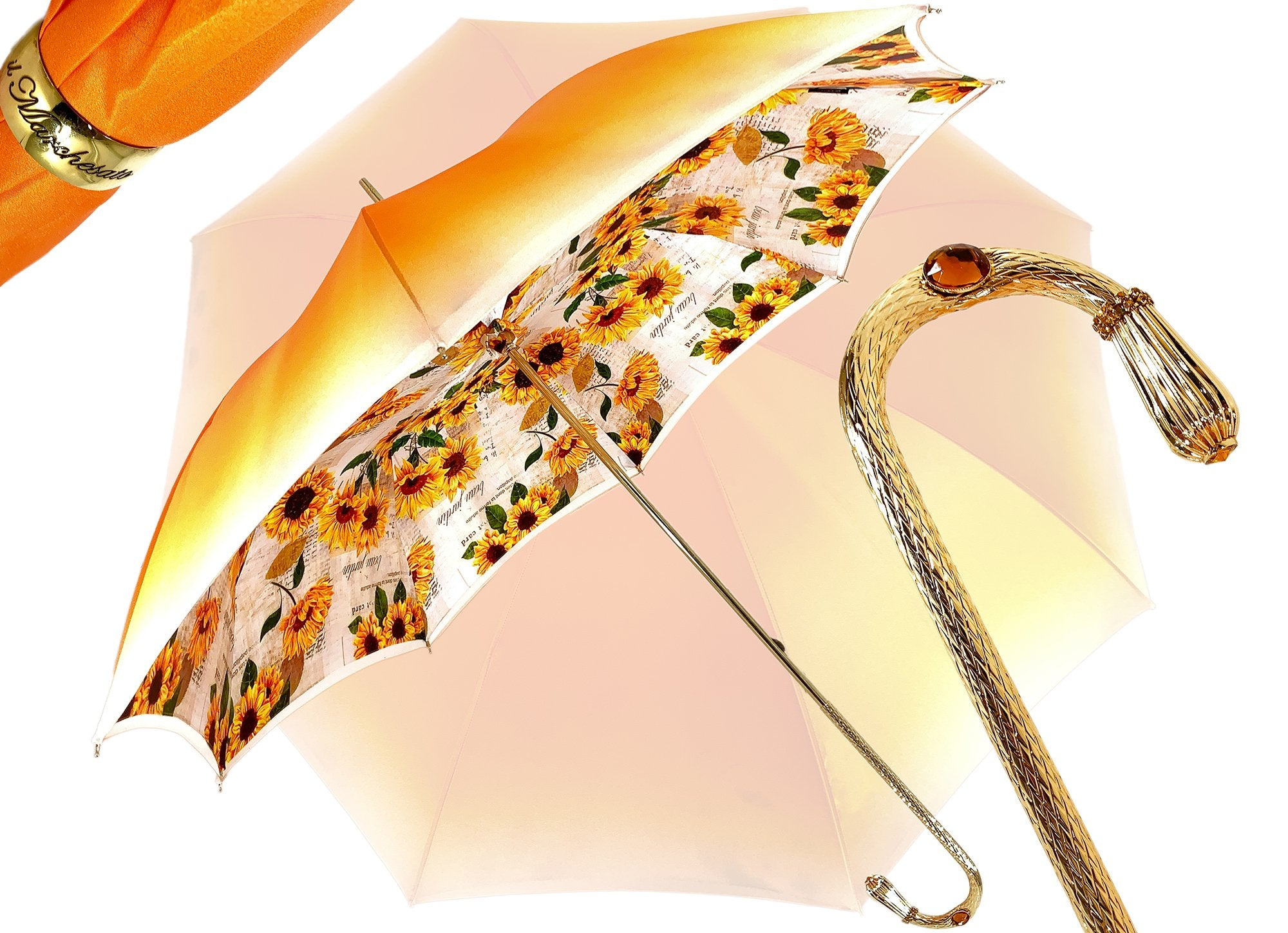 Sunflower Umbrella - Le Beau Jardin - il-marchesato
