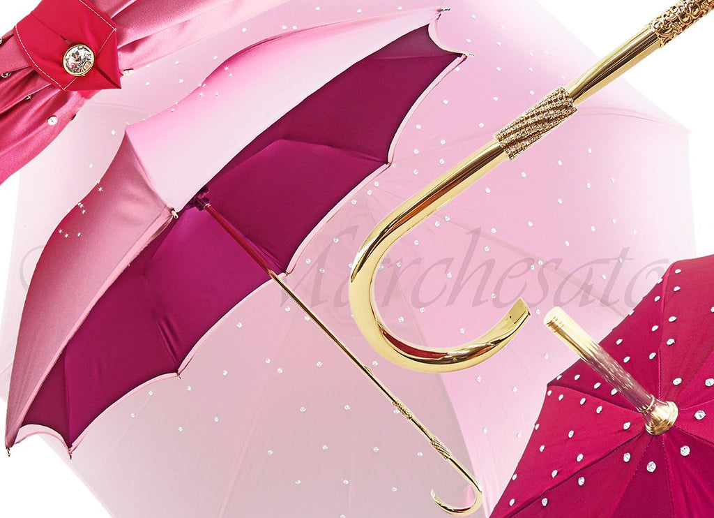 Jewel Handmade Umbrella - The Beauty of Italian Style - il-marchesato