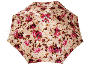 Ladylike Umbrella Exclusive Floral Design - il-marchesato